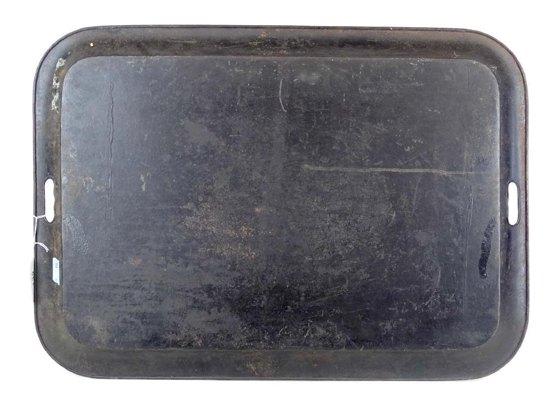 19th c. Tole Tray - 5