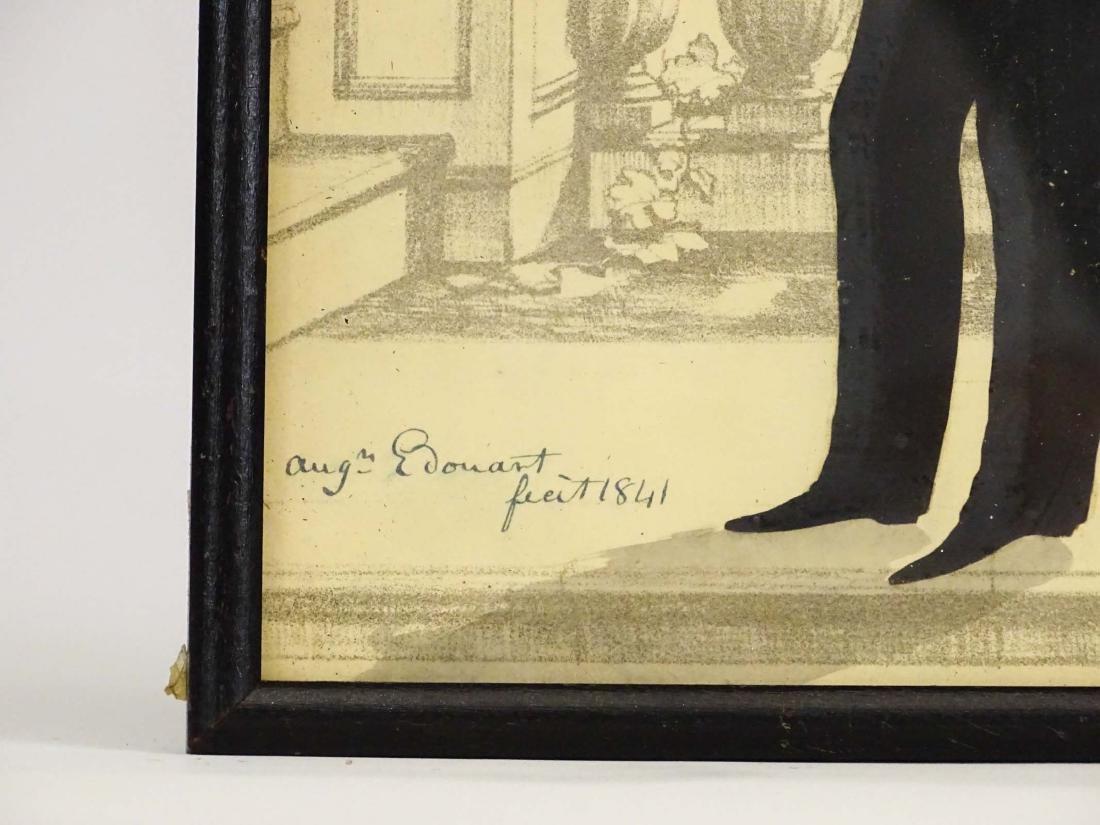 Auguste Edouart (1789-1861) - 3