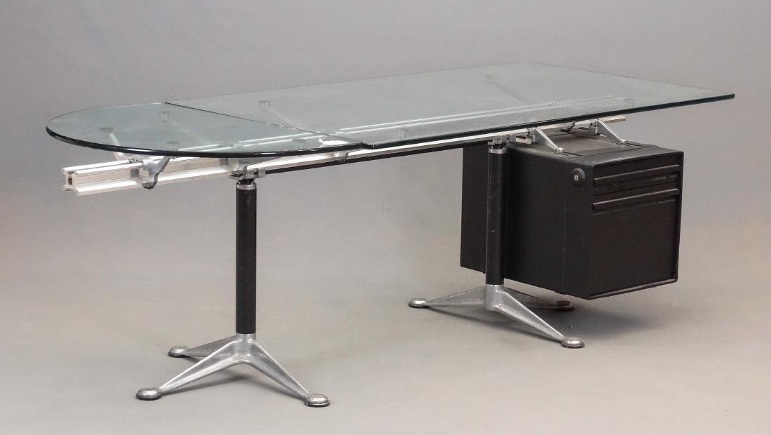Herman Miller Desk By Burdick