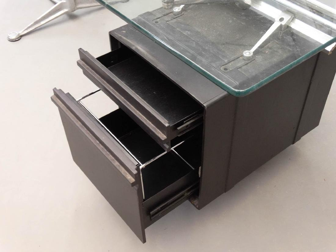 Herman Miller Desk By Burdick - 5