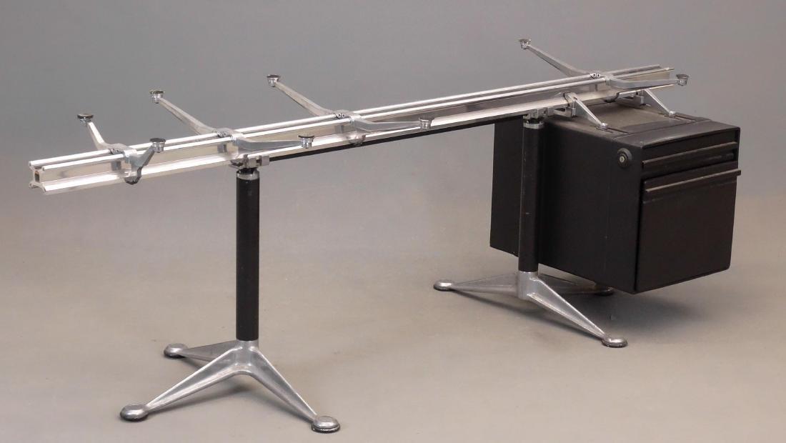 Herman Miller Desk By Burdick - 6