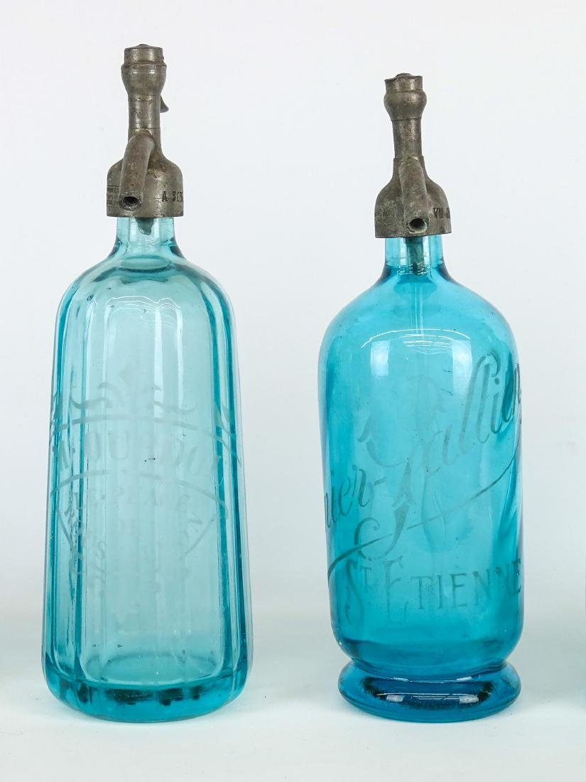 Seltzer Bottles - 3