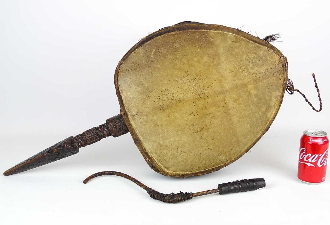 Tibetan Drum