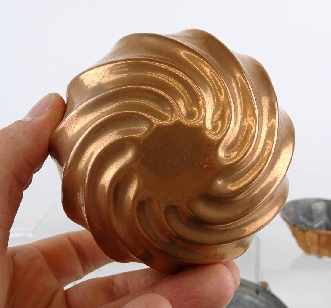 Copper Molds - 4
