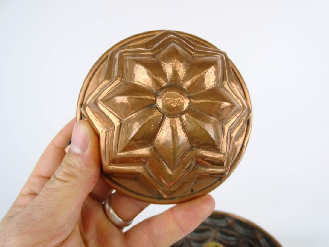 Copper Molds - 7