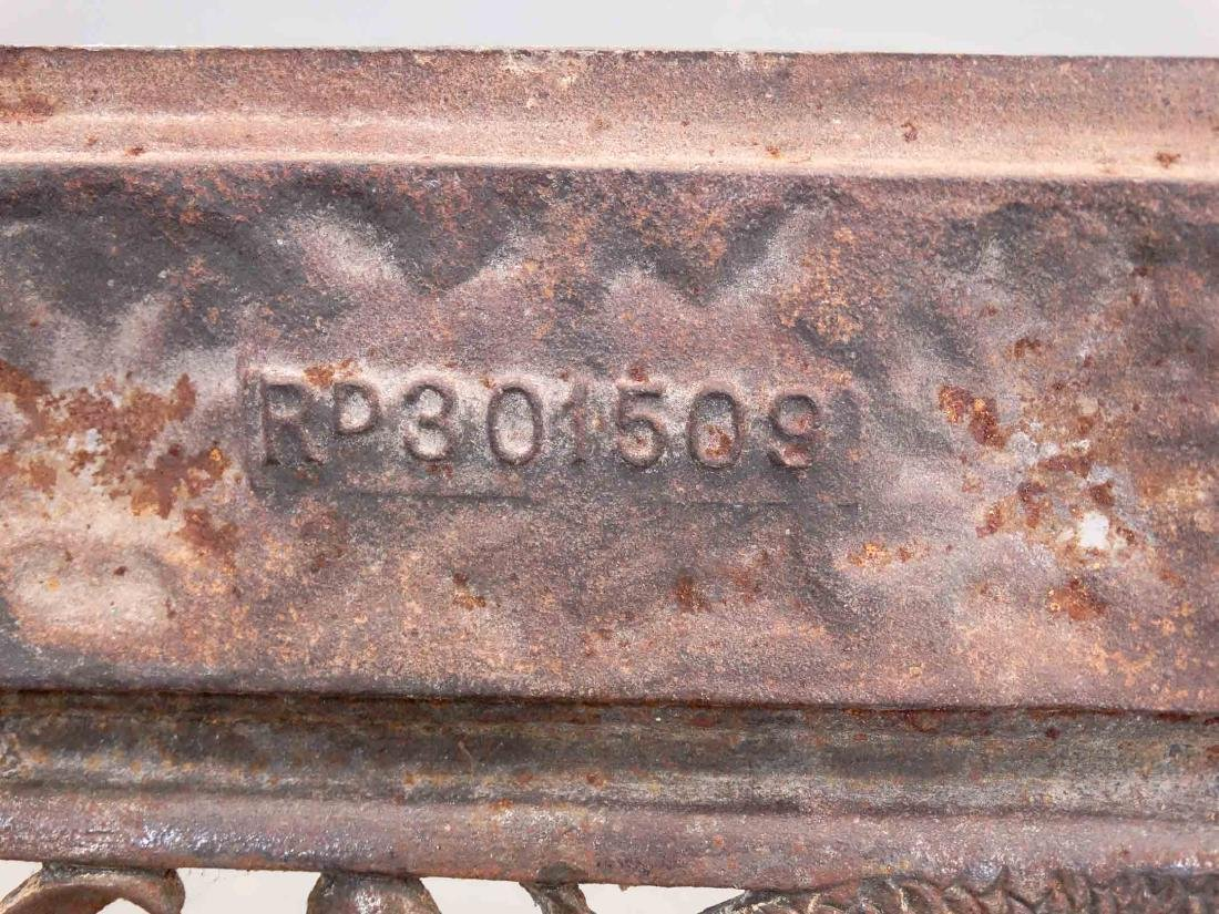 Cast Iron Shelf Element - 7