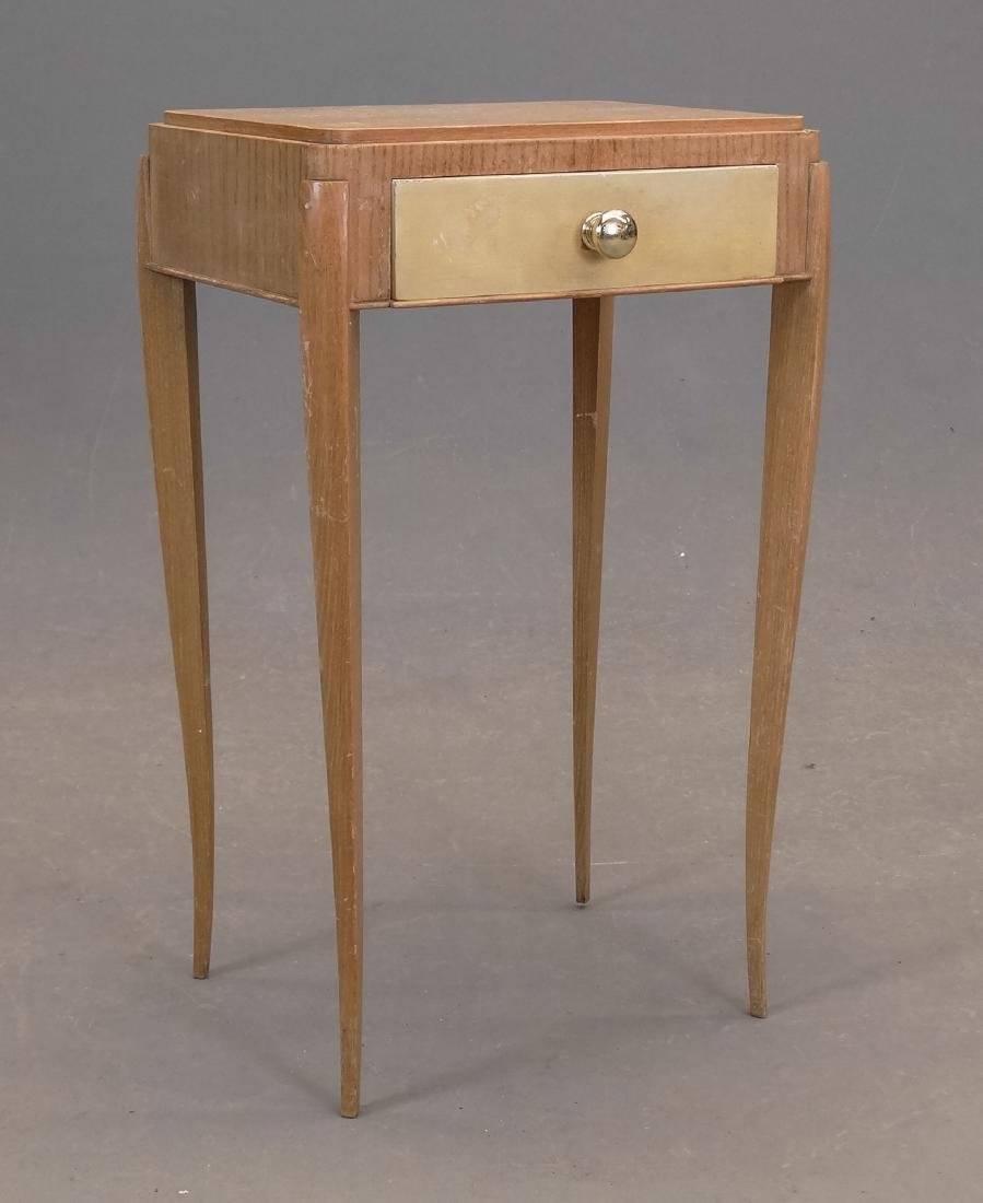 French Art Deco Stand