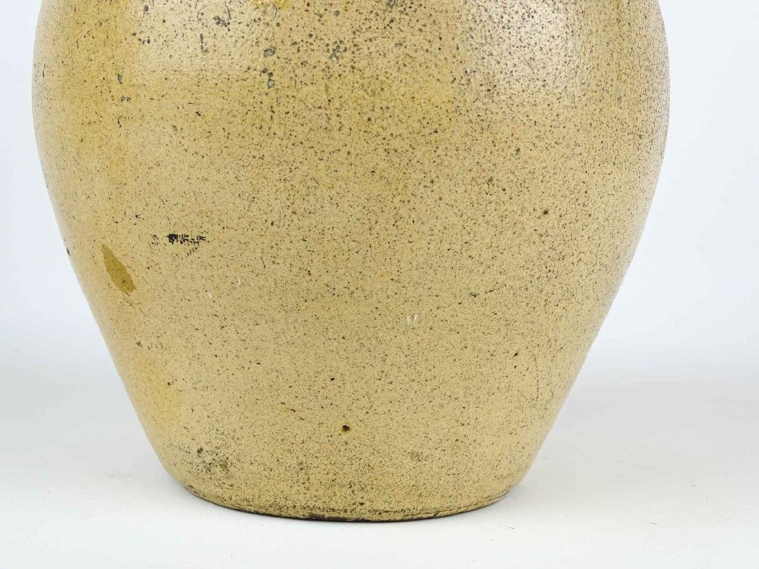 19th c. Julius Norton Stoneware Jug - 4