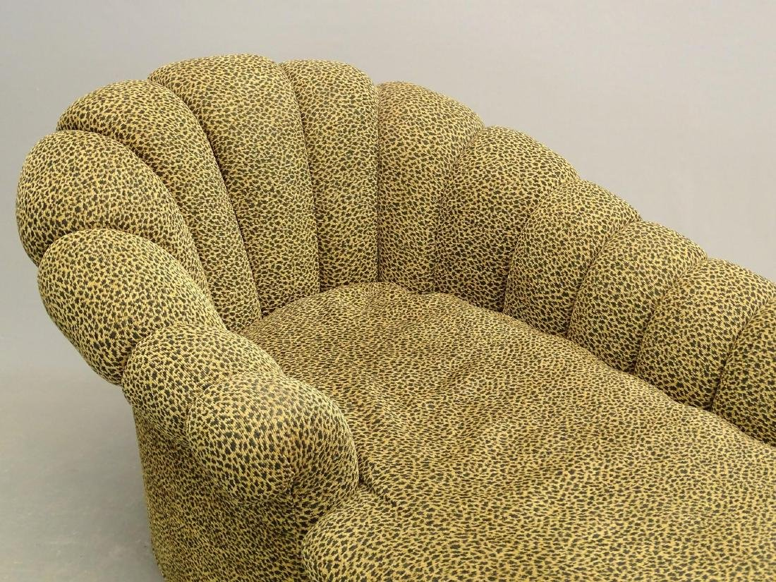Upholstered Chaise Lounge - 2