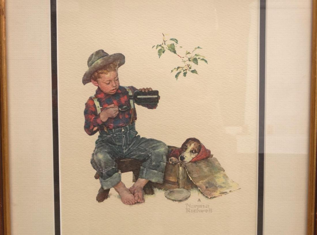 Norman Rockwell Prints - 2