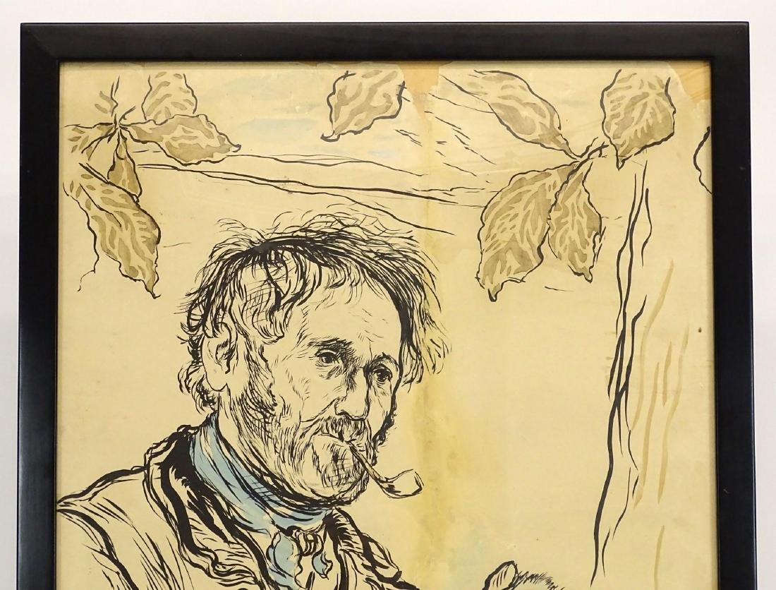 Jean Francois Raffaelli (French 1850-1924) - 2