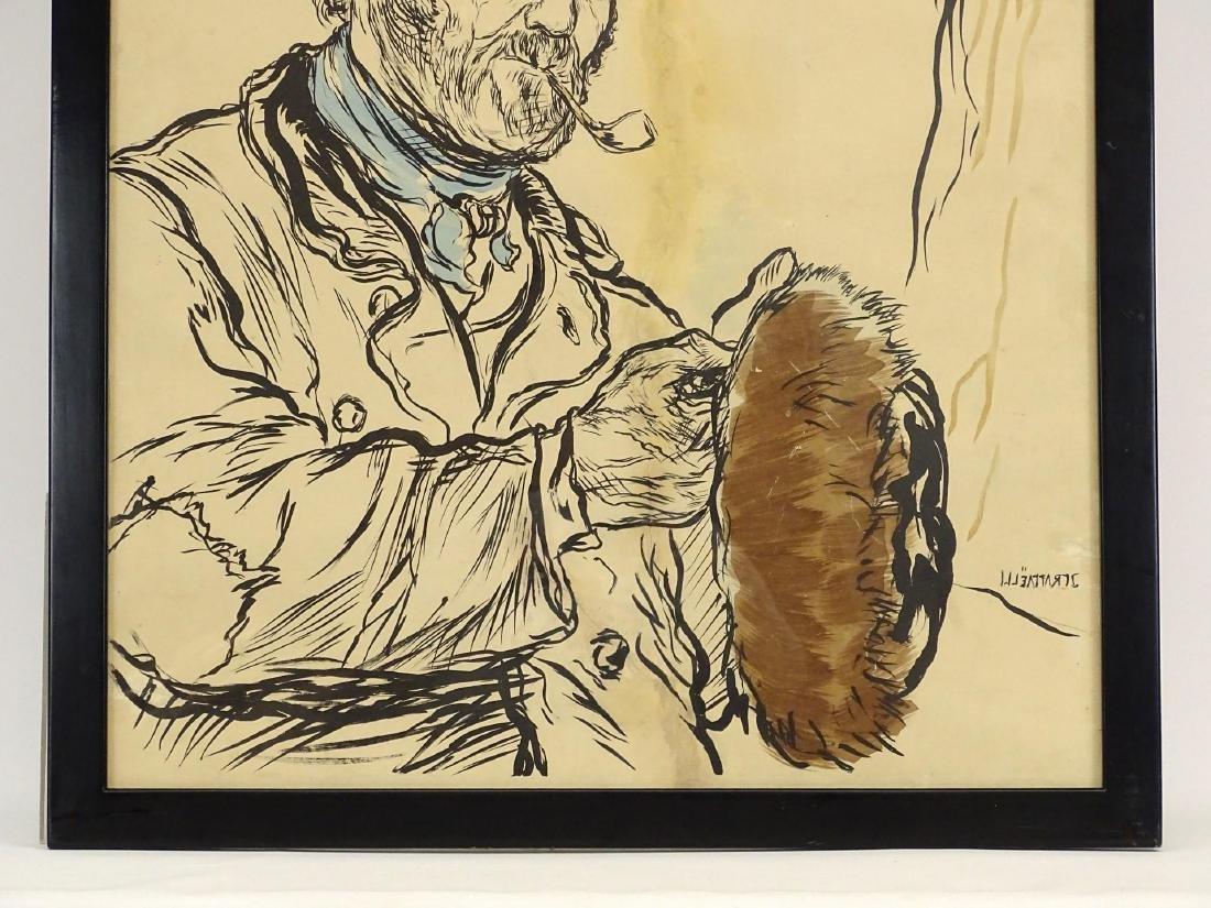 Jean Francois Raffaelli (French 1850-1924) - 3