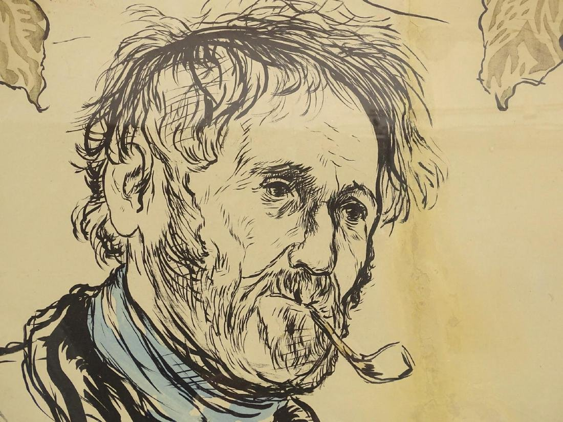 Jean Francois Raffaelli (French 1850-1924) - 5
