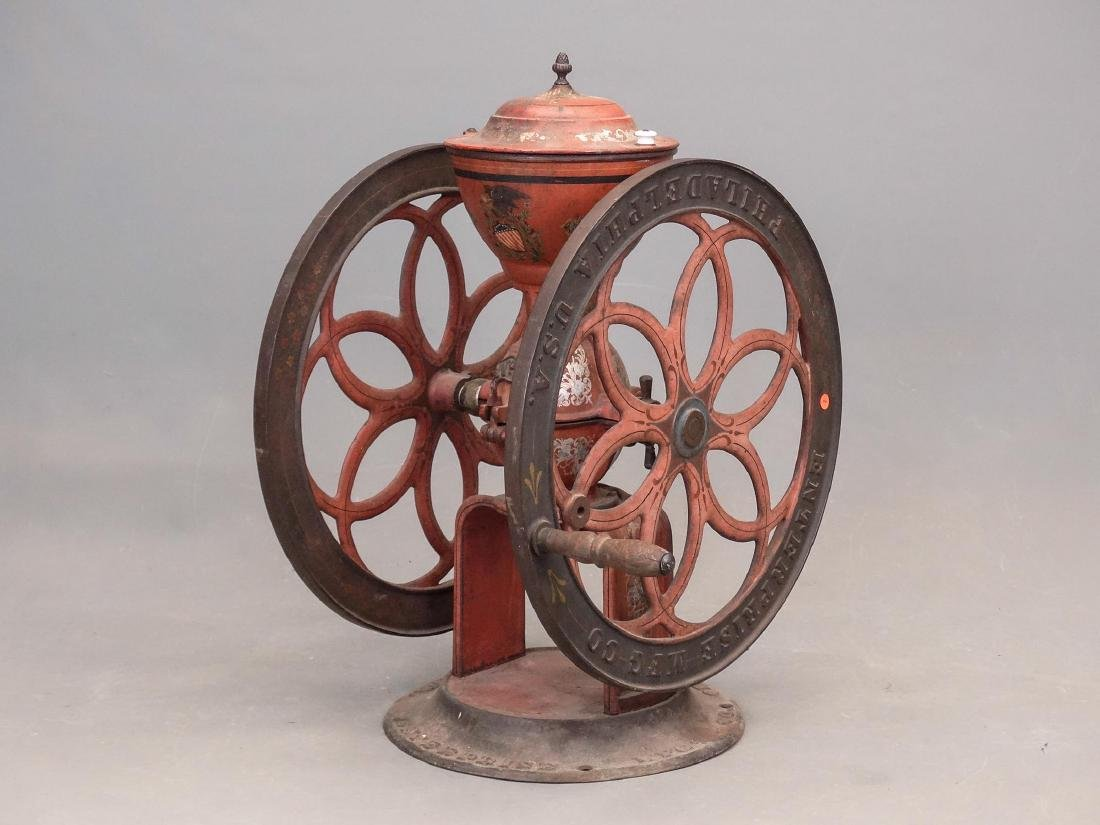 19th c. Enterprise Coffee Grinder