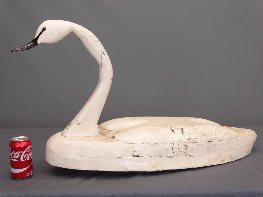 Swan Decoy