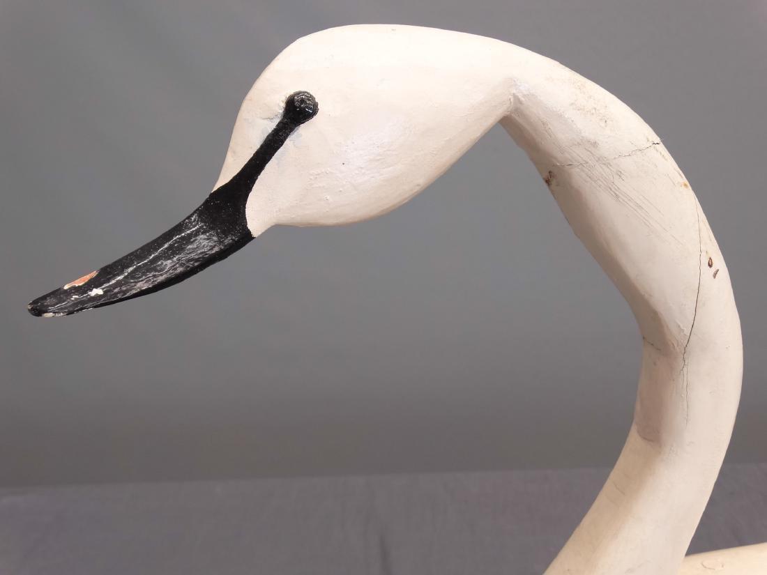 Swan Decoy - 2