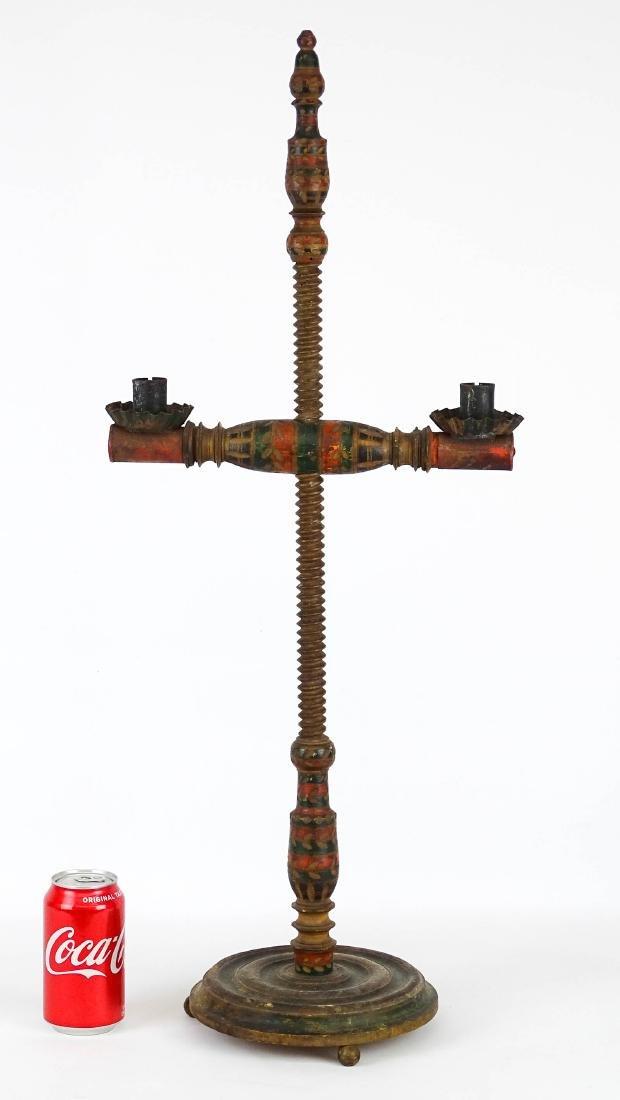 Adjustable Candlestand