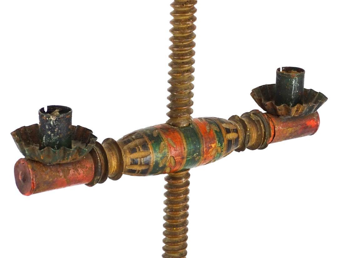 Adjustable Candlestand - 4