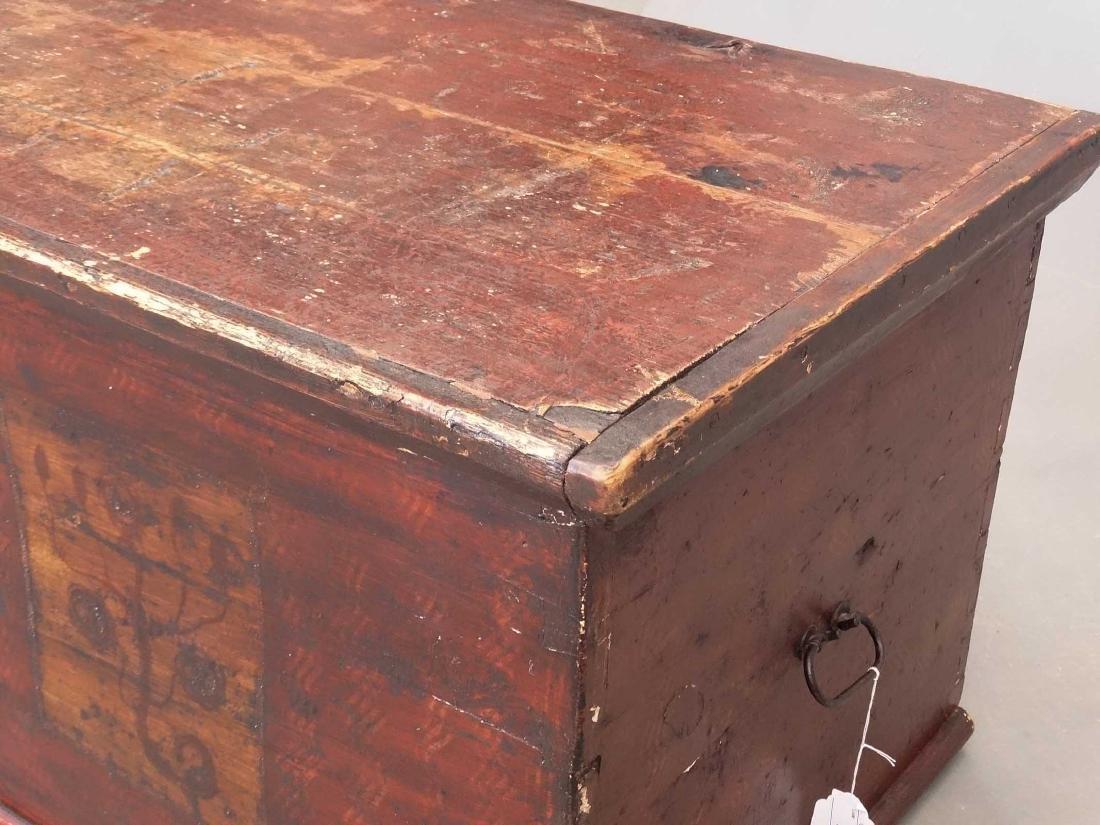 19th c. Blanket Box - 7