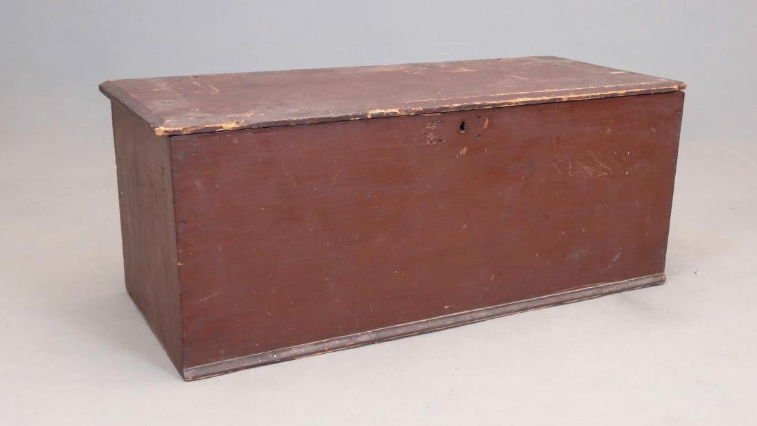 18th c. Blanket Box