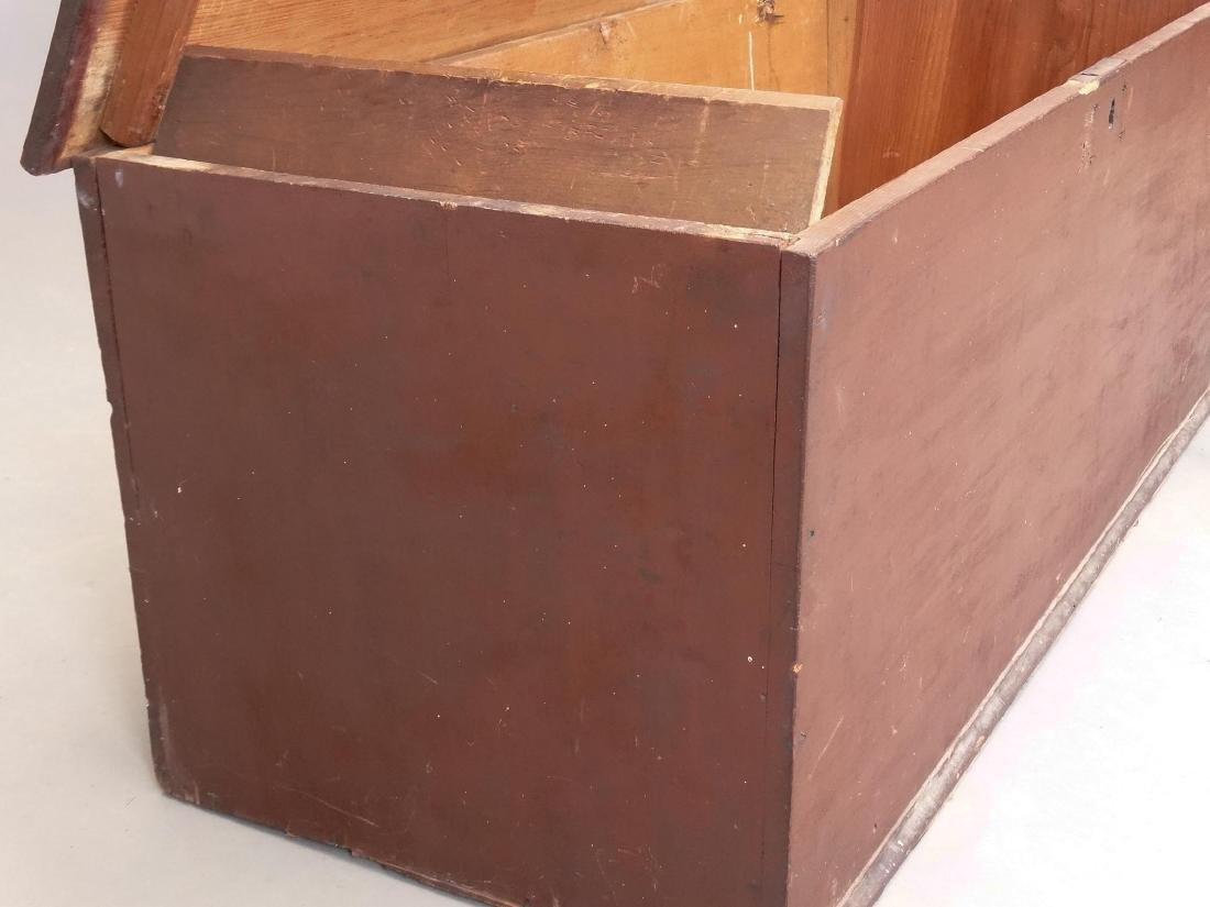 18th c. Blanket Box - 3