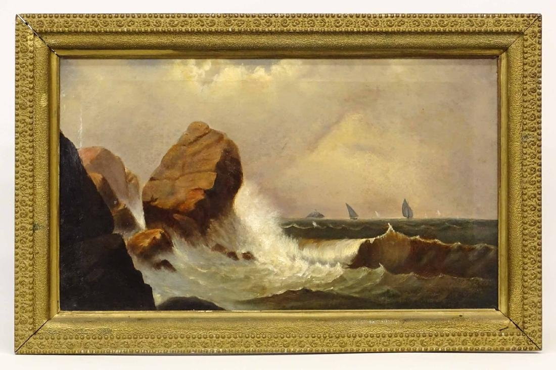 19th c. Seascape