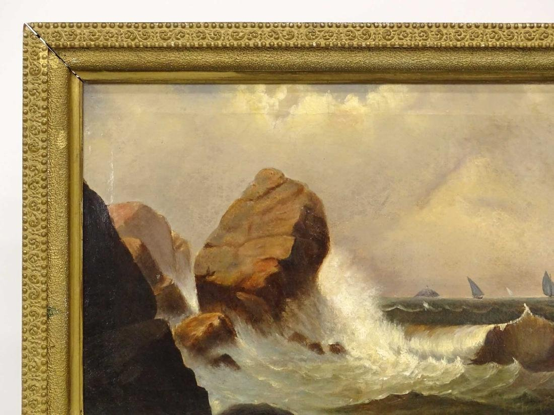 19th c. Seascape - 2