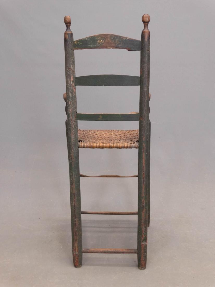 19th c. Highchair - 5