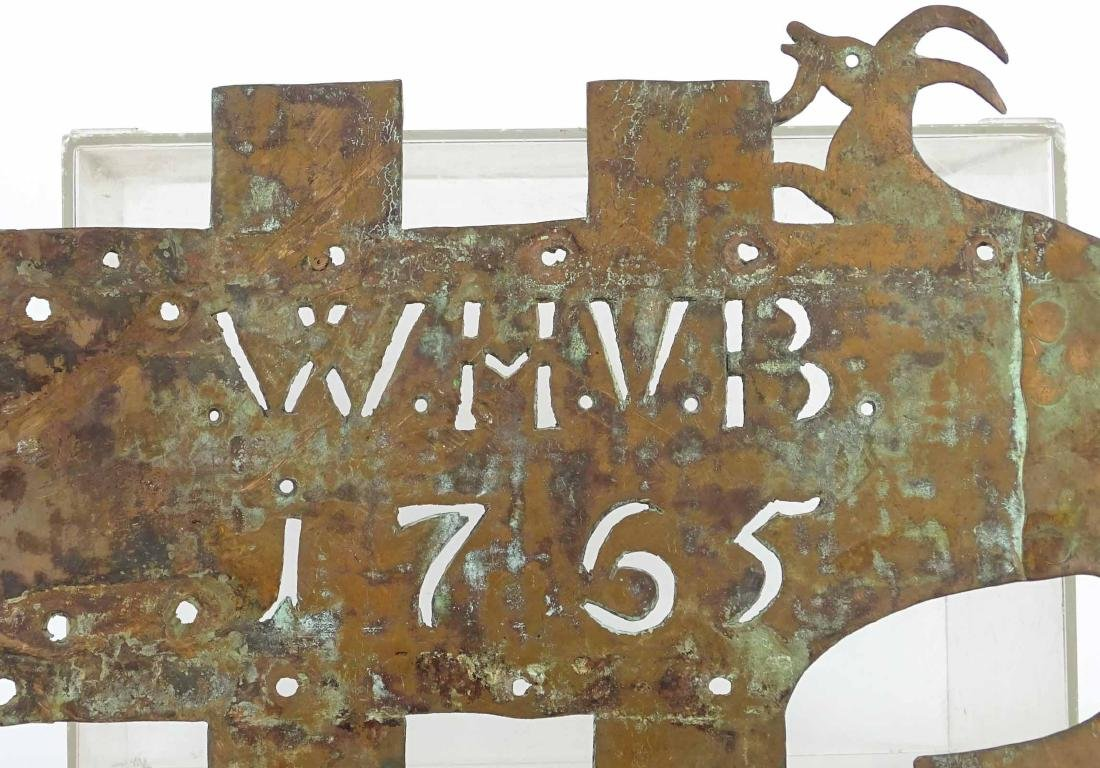 18th c. House Marker - 2