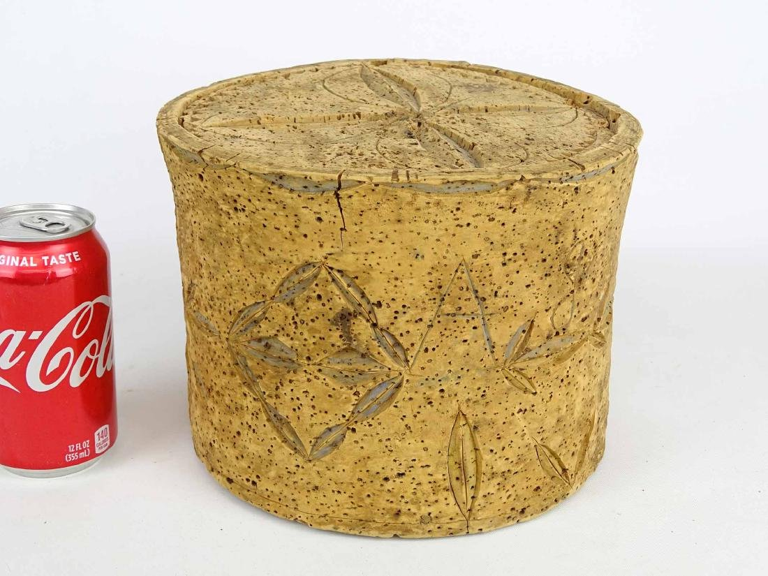 Early Cork Box