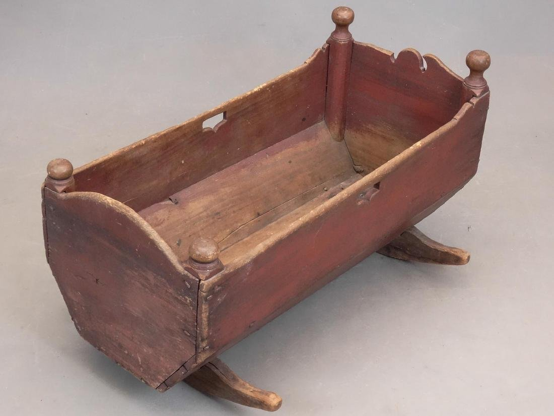18th c. Cradle