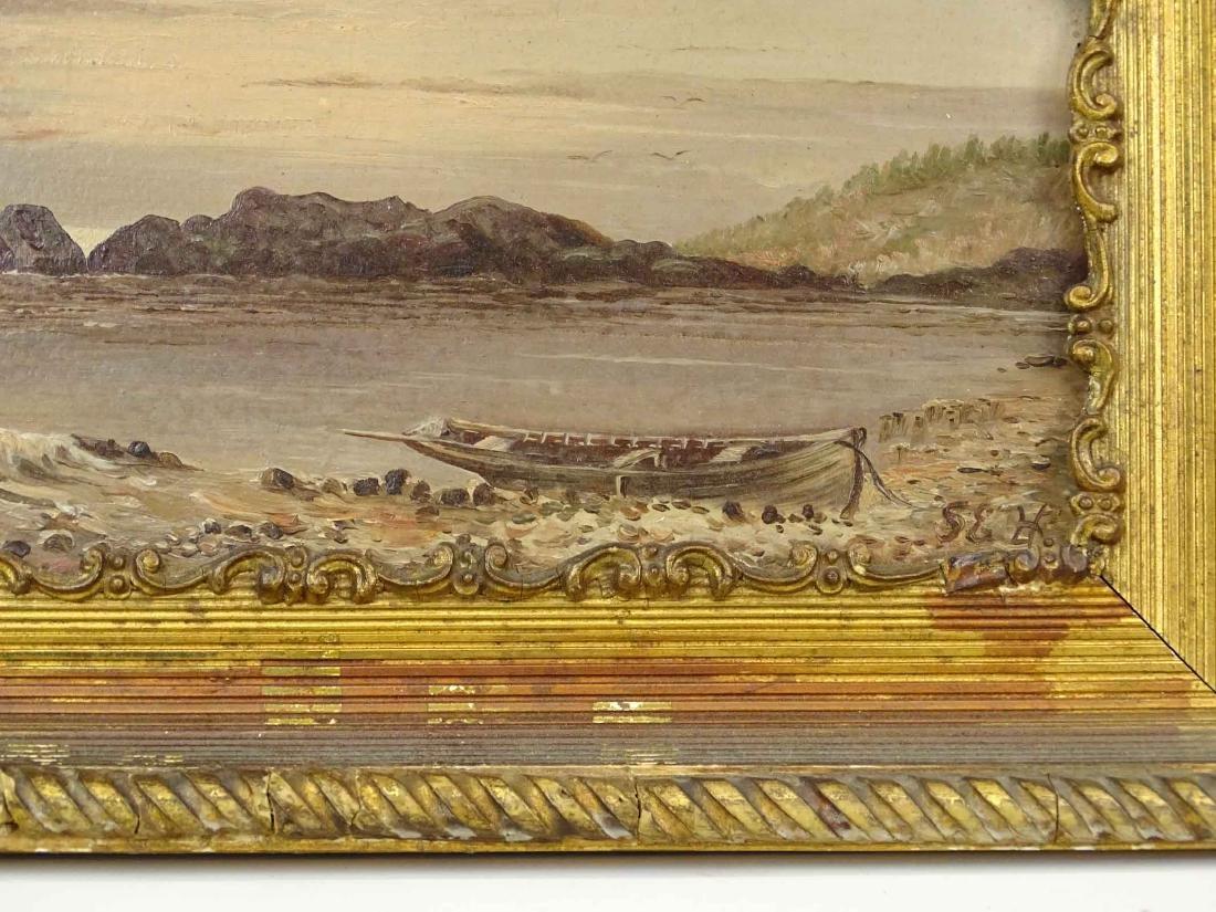 19th c. Seascape - 2