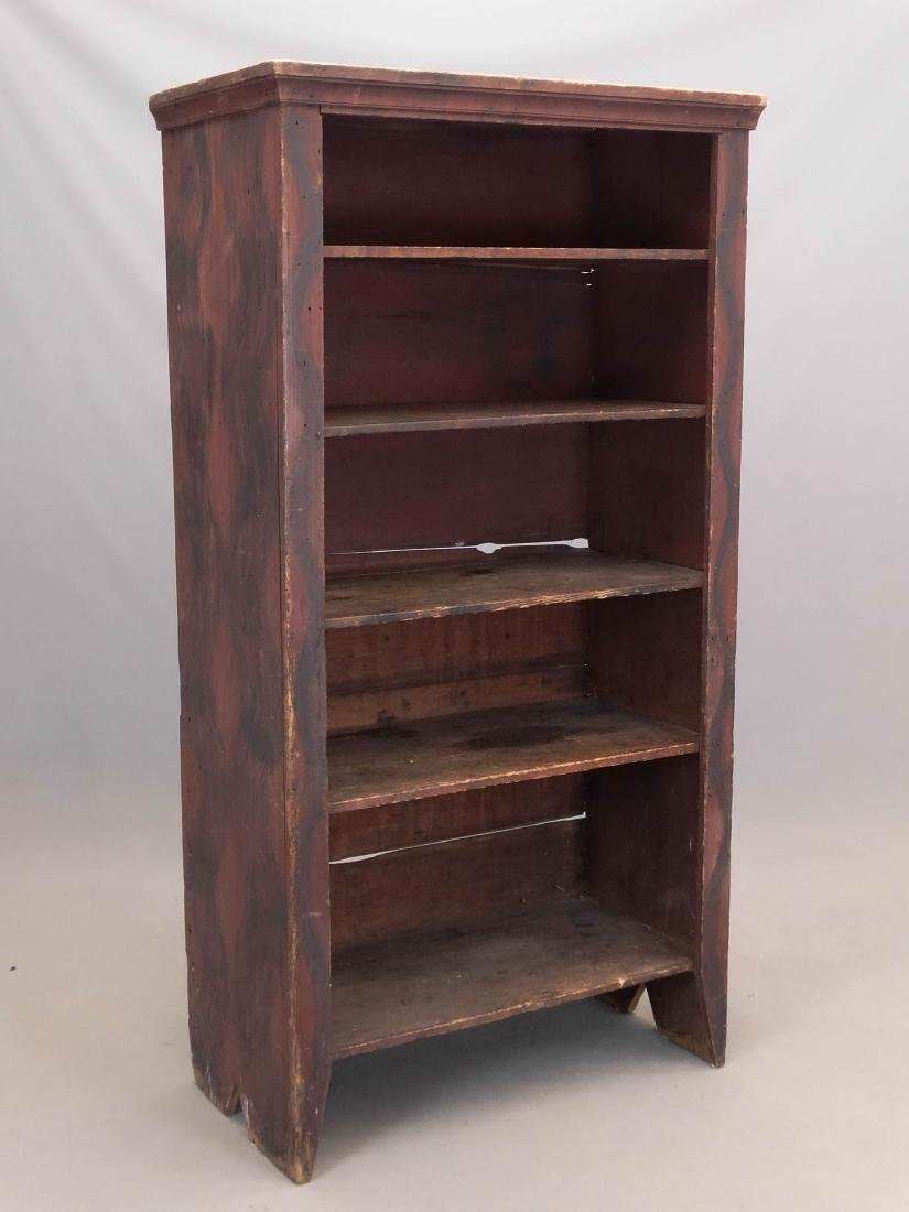 19th c. Cupboard