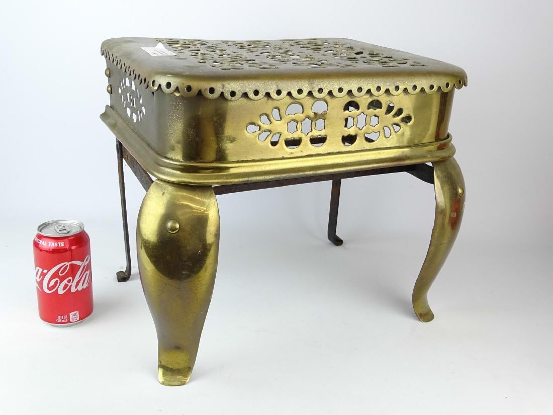 Brass Footman