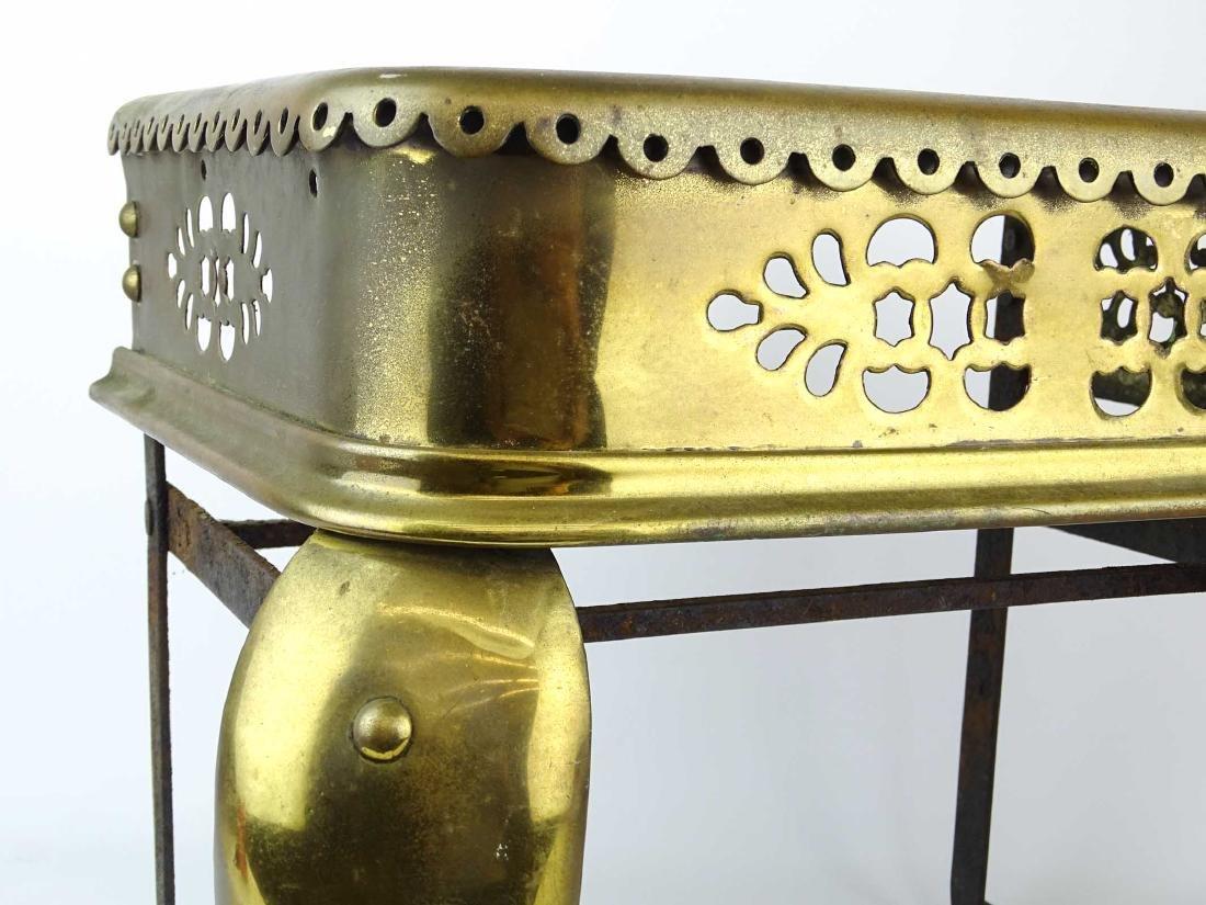 Brass Footman - 3