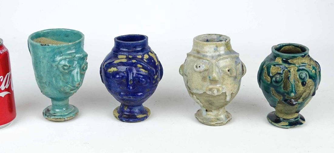 Ceramic Face Mugs