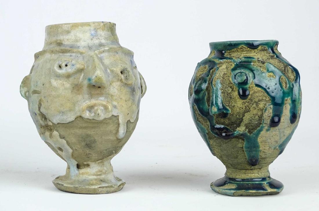 Ceramic Face Mugs - 2