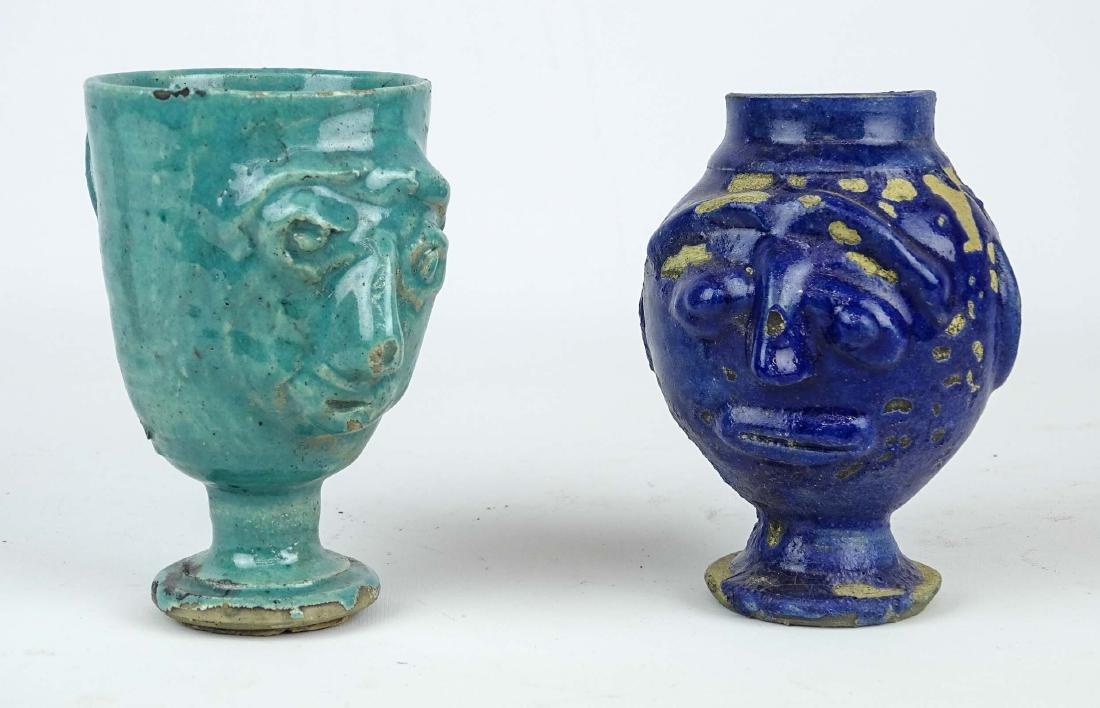 Ceramic Face Mugs - 3
