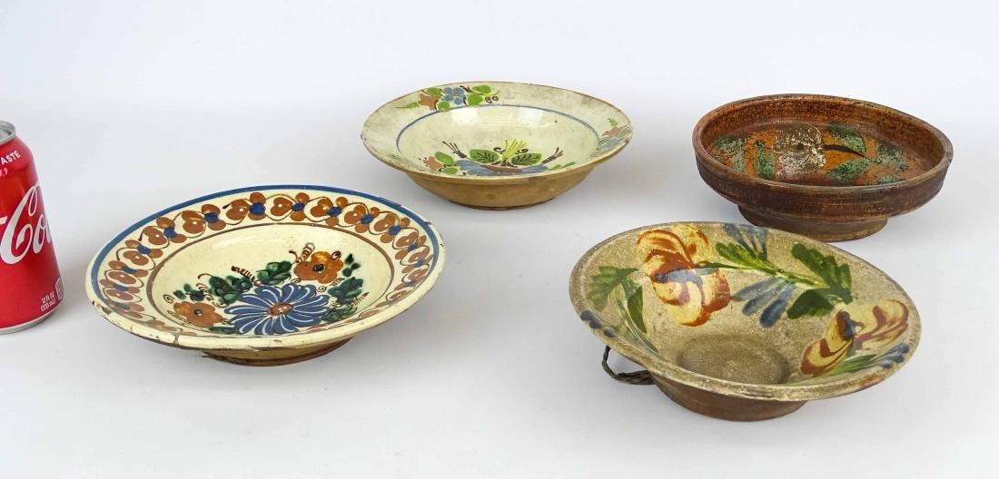 Redware Plates