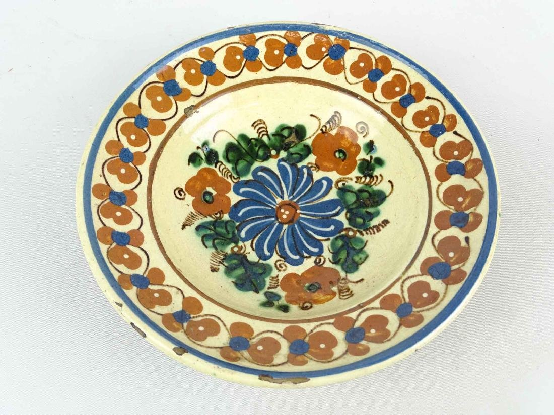 Redware Plates - 4
