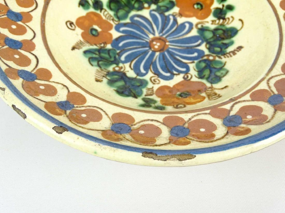 Redware Plates - 5