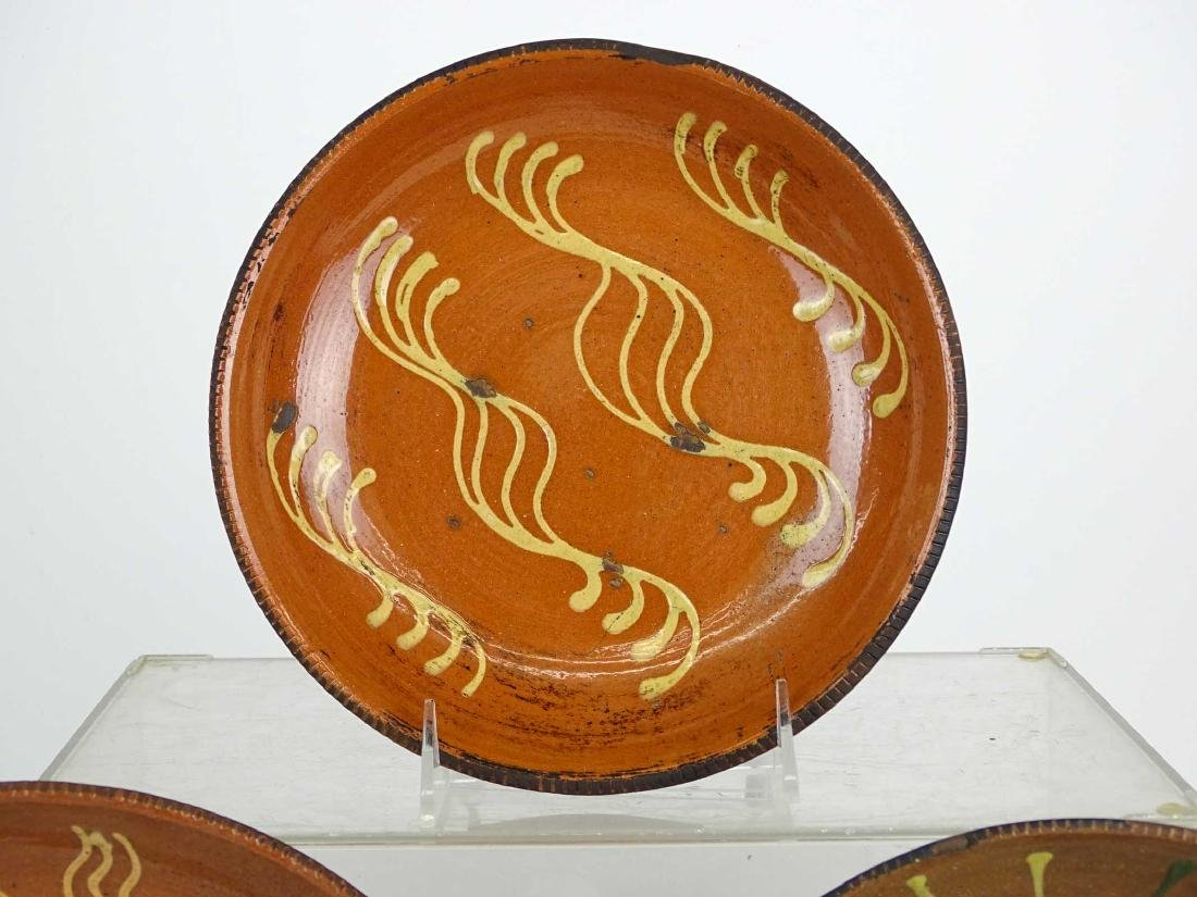 Redware Plates - 2