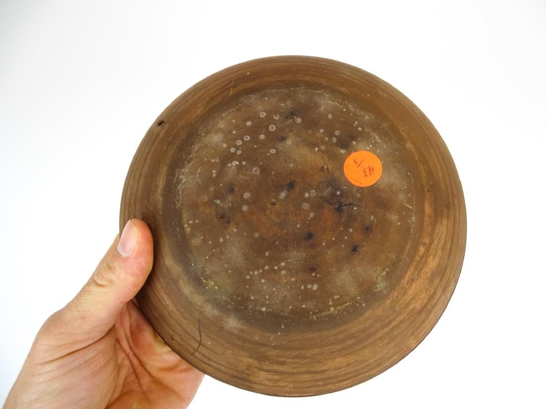 Redware Plates - 9