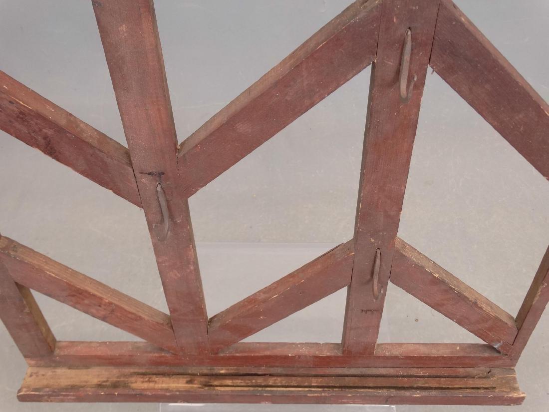 19th c. Drying Rack - 3