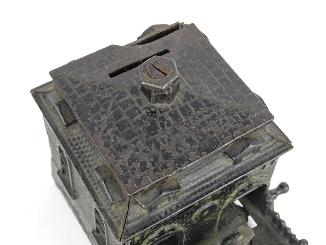 Mechanical Bank - 3