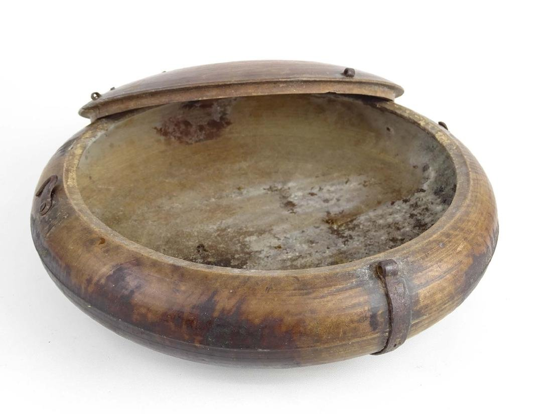 Early Wooden Container - 3