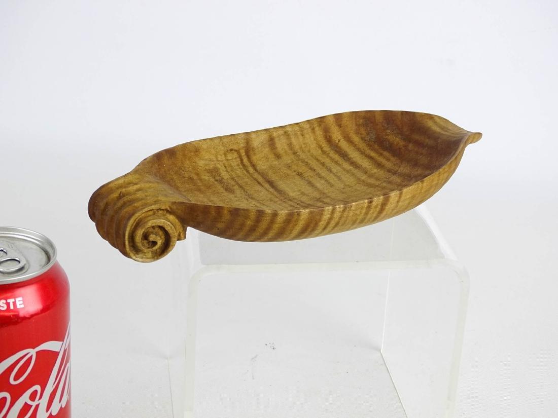 Tiger Maple Wooden Scoop