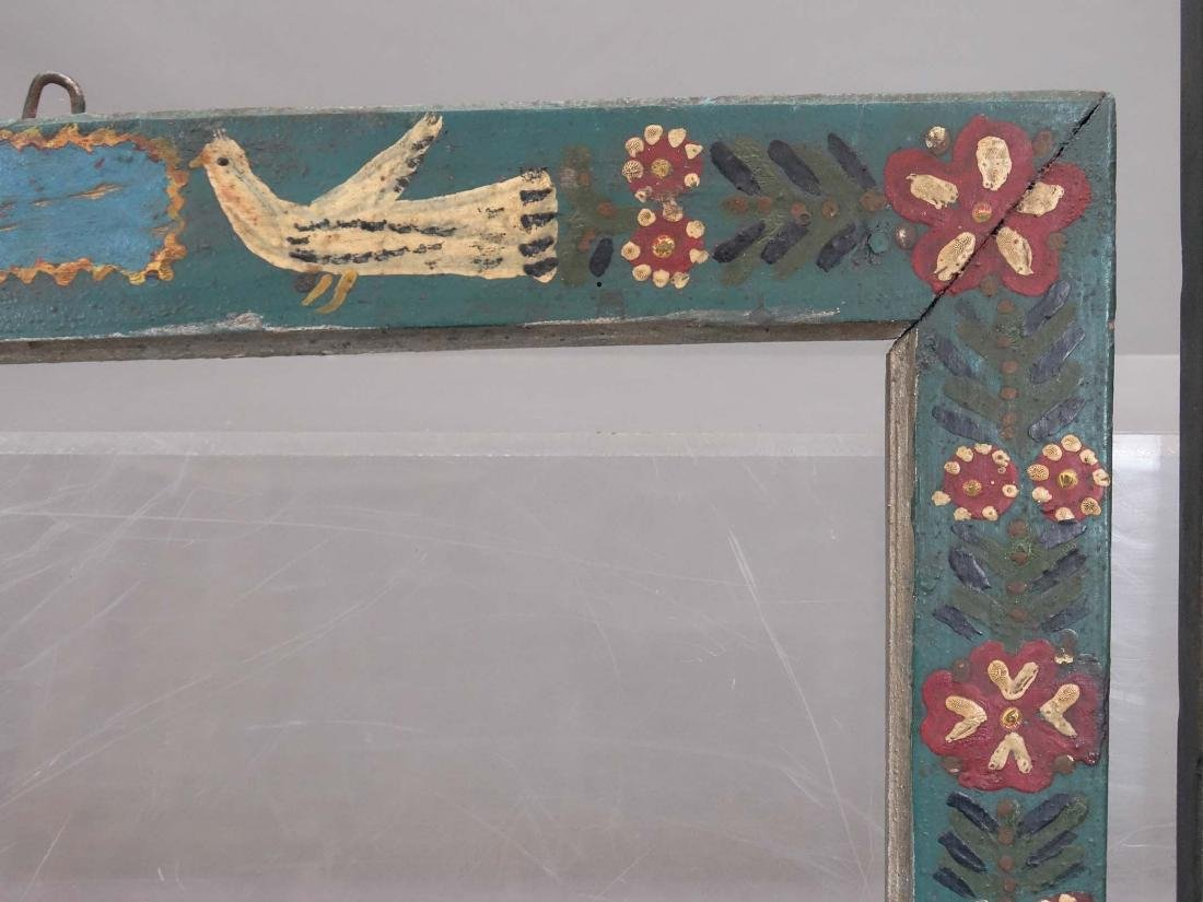 19th c. Folk Art Frames - 7