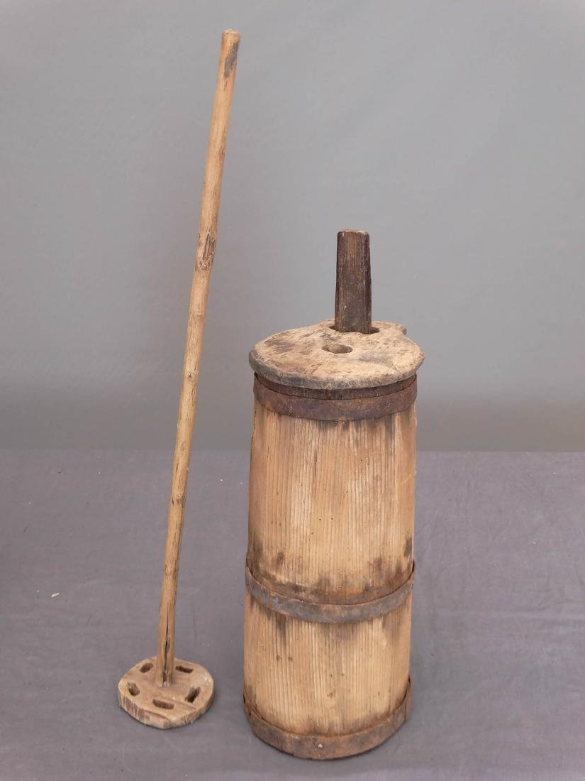 Butter Churns - 5
