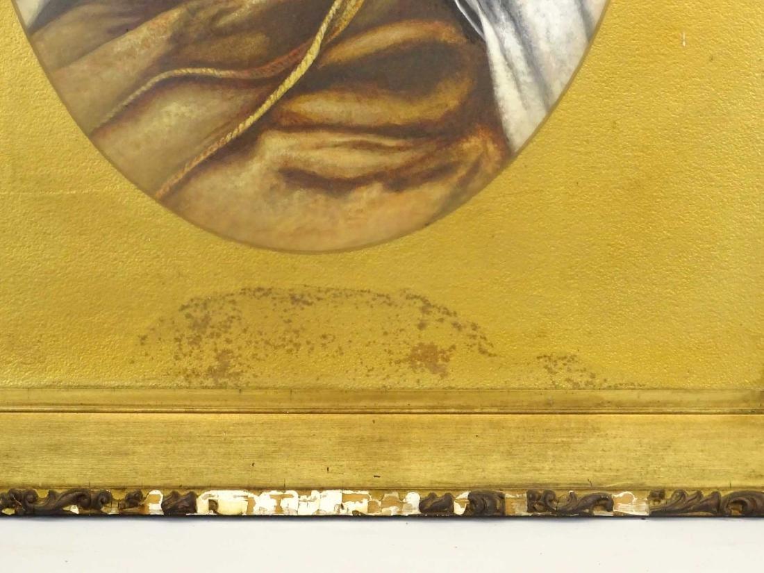 Orientalist School, 19th c. Portrait Of A Man - 4